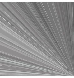 Abstract monochrome background of radial rays vector