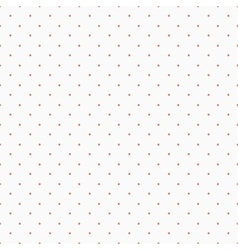 Colorful dotted pattern - seamless vector image vector image