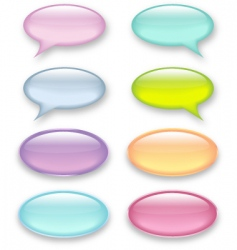 buttons1 vector image vector image