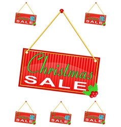 sign sale 03 vector image vector image