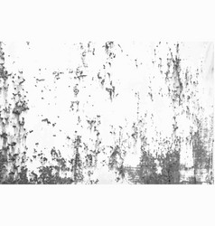 Rusted metal vintage background vector