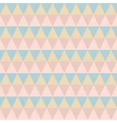 Pastel retro seamless pattern vector