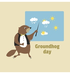Groundhog day 1 02 vector
