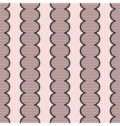 Vintage lace ornamental texture vector
