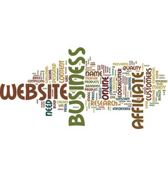 you need your own website whether or not you sell vector image vector image