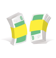 Paper money vector