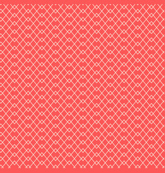 Seamless grid pattern thin line wallpaper vector