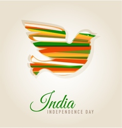 Independence Day of India vector image vector image