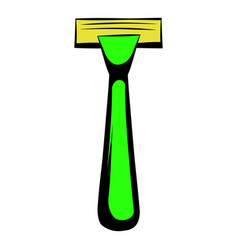 Shaving razor icon icon cartoon vector