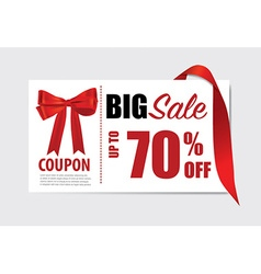End of year sale christmas sale design template vector