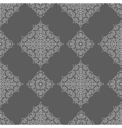Texture on grey ornamental backdrop vector