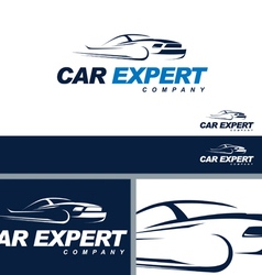 Car automotive symbol branding elementtemplate vector