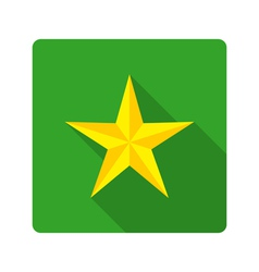 Element for flat design star vector