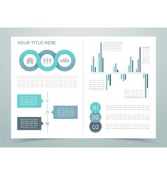 Finance infographic page 2 vector