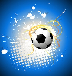 football art vector image vector image