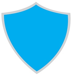 Heraldry shield vector image