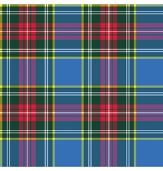 Macbeth tartan kilt fabric textile pattern vector