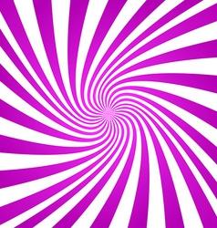 Magenta swirl pattern design vector