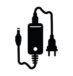 Power cord vector