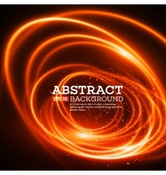 AFere Light Swirl Background vector image vector image