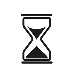 sand times icon vector image