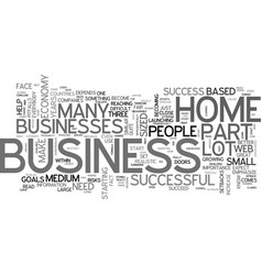 What to expect from your web based home business vector