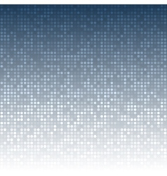 Abstract dark blue technology background vector