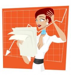 Business women vector