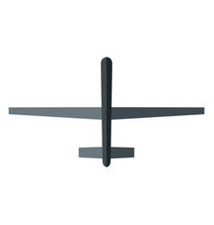 Drone icon in flat style vector