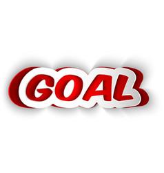 Paper word goal vector