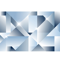 cubism abstract vector image