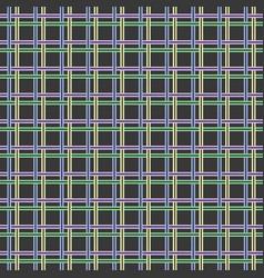 Seamless pattern glowing optical fiber pastel vector