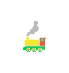 Train Icon vector image