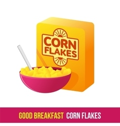 Breakfast icon gradient vector
