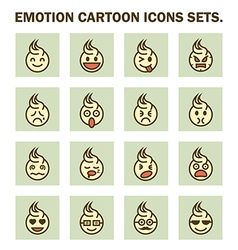 Emotion vector