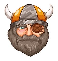 Man viking vector