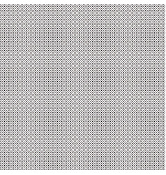 small seamless pixel pattern vector image
