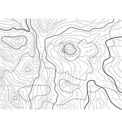 abstract map vector image