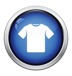 T-shirt icon vector