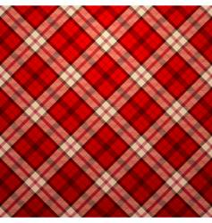 Tartan background vector