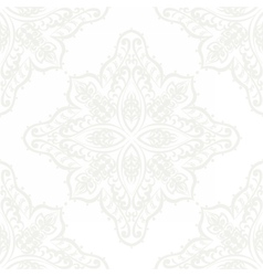Ornament lace pattern vector image vector image