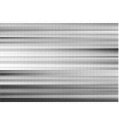 striped halftone background monochrome dots vector image
