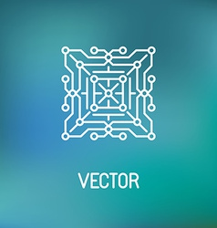 Technology concept vector