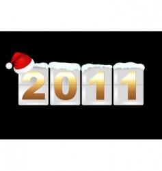 Celebration 2011 vector