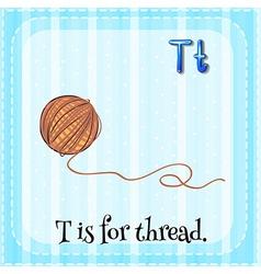 Thread vector