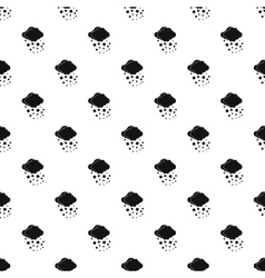 Hail pattern simple style vector