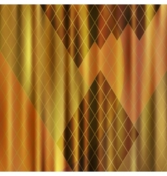 Abstract drapery vector