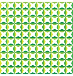 Green triangle texture vector