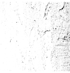 Wall with black and white scratches vector