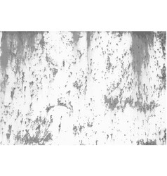 Rusted metal scratched background vector